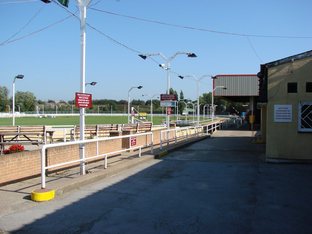 Kinsley Greyhound Stadium